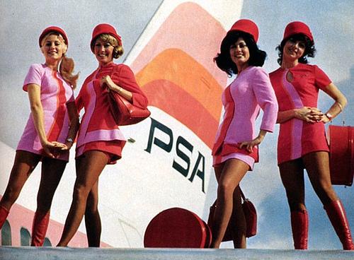 Vintage PSA commercial poster