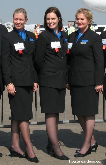Qantas Airways Stewardesses Hot Stewardess