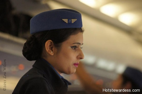 Indigo Flight Attendants Hot Stewardess